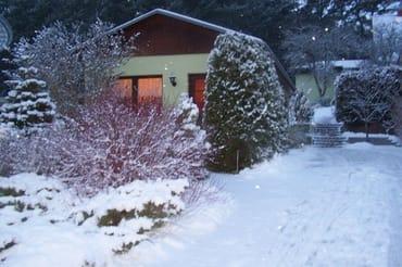 Gemütlich im FH,,Ostsee,, im Winter