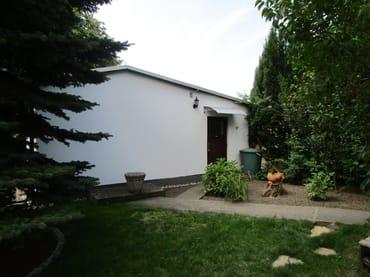 Ferienhaus Sommer (Eingang)