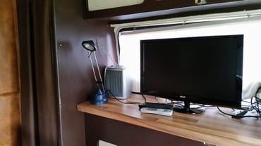 Übernachtungsmöglichkeit für max 2 KinderSat TV + DVD
