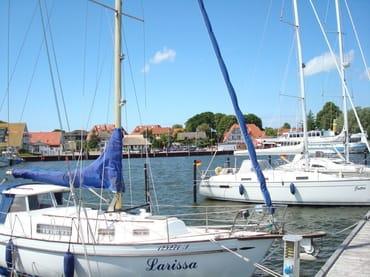 Hafen Breege