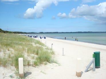 Strand von Breege/Juliusruh