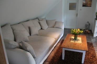 Großes,sehr gemütliches Sofa zum relaxen und wohlfühlen