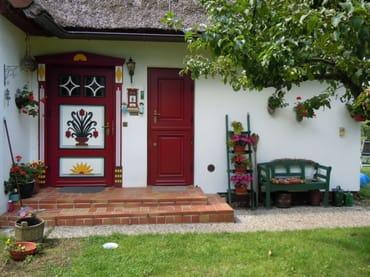 Original Darßer Türen auf Pagels Hof