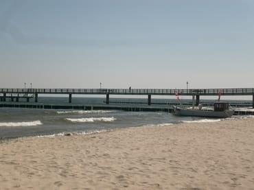 Strand u. Seebrücke