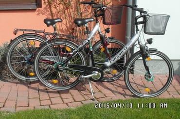 Damen-Fahrräder