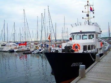 Hafen in Kühlungsborn
