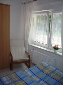 Stuhl im Schlafzimmer