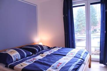 Schlafzimmer2 in Westlage (1,80 x 2,00 m)