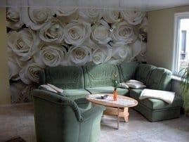 gemütliche Sitzecke, 2010 neu renoviert