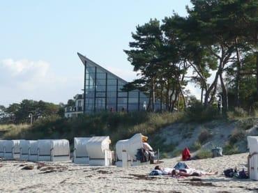 Chillen am Strand von Glowe