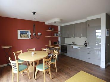 Eß- und Küchenbereich
