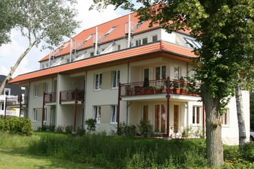 "Ferienhaus ""Ostseeblick"" im Ostseebad Nienhagen"
