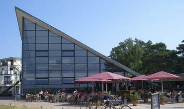 Restaurant Ostseeperle direkt am Kurplatz: fußläufig erreichbar