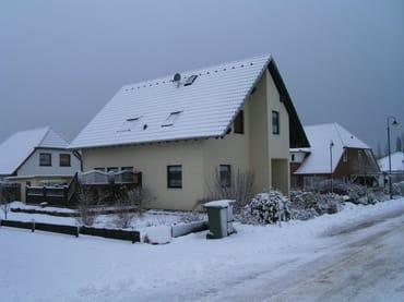 Im Winter kann es so aussehen.
