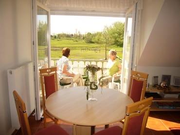 Ferienwohnung mit Balkon u. Terrasse