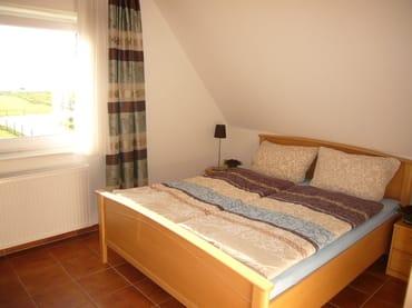 Zweibettzimmer mit Wasserblick