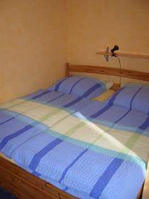 Koje 1,80 x 2,00 m im Schlafzimmer
