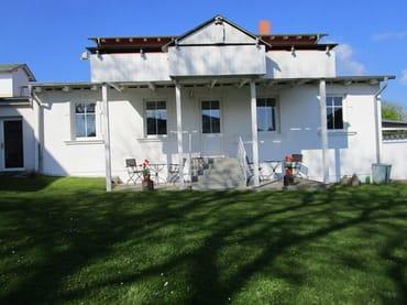 Gartenhaus, Ansicht von Osten