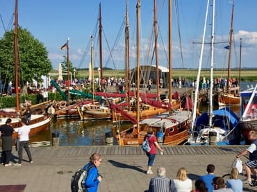 Hafenfest in Zingst