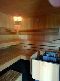 Sauna-und Infrarotkabine