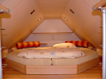 Schlafbereich für 3 u.4.Person