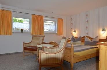 Zimmer 14 m²