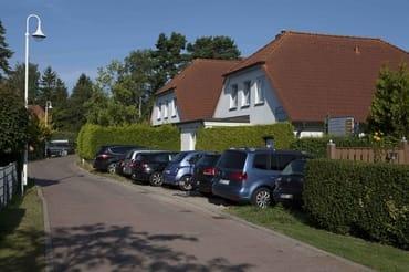 """""""DER SÜDSCHWEDE"""" ... Dein Gästehaus mitten in Zingst. Schwedengang 16 18374 Ostseeheilbad Zingst"""