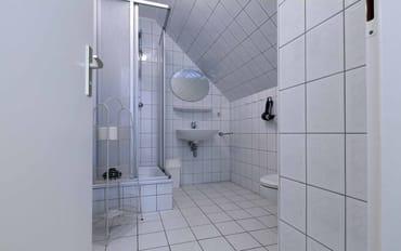 Dusch und Badbereich