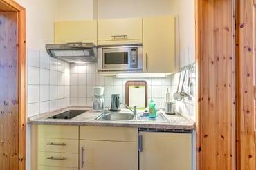 separate Küchenzeile