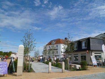 Ortsmittelpunkt Ostseebad Juliusruh