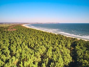 1 min zum wunderschönen  Strand