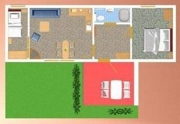 Wohnung Typ II