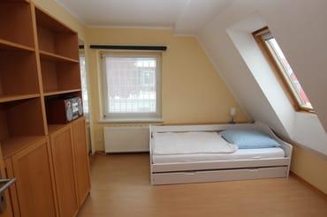 Kinderschlafzimmer (Bett für 2 Personen möglich)