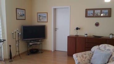 Wohnzimmer Fernsehecke