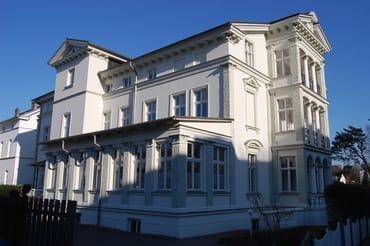 Hofseite, Delbrückstraße