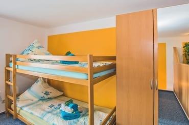 Schlafzimmer (Obergeschoß)