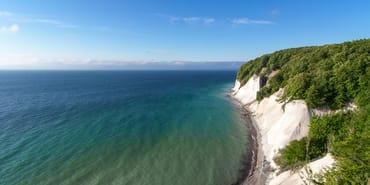 Unbeschreiblich weiß: Die berühmte Kreideküste