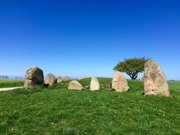 Stone had auf Rügen