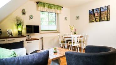 Sitz/Essecke Wohnzimmer
