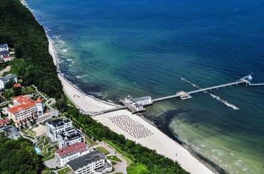 Das Wahrzeichen des Ostseebades