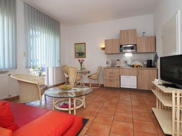 EG See Wohnzimmer mit Küche