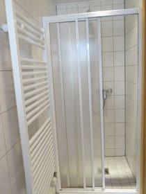 Bad Teilansicht Dusche