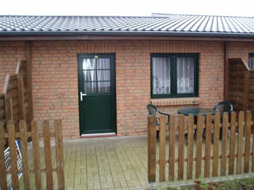 Terrasse/Eingang
