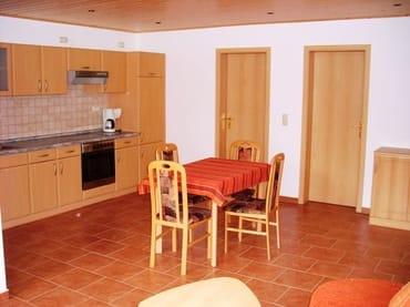 Küche/Essplatz