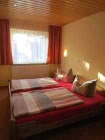 Schlafzimmer 1 und 2 sind identisch