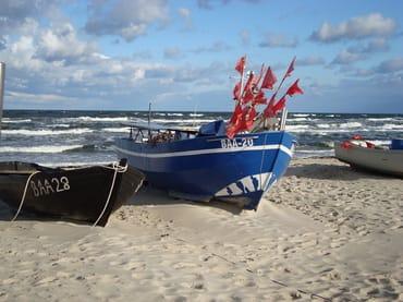 Sommerstrandurlaub auf Rügen