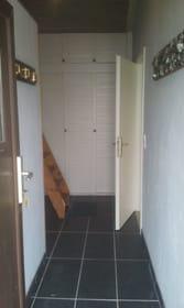 Eingangsbereich mit Einbaukleiderschrank