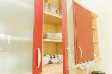 Küche - Geschirr, Radio