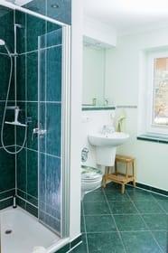 Bad - Dusche, WC
