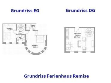 Grundriss Wohnung II